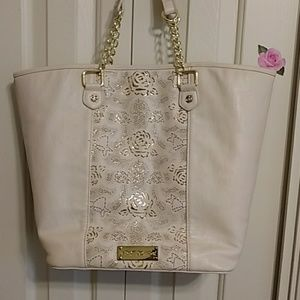 Betsey Johnson tote vintage
